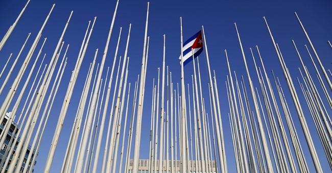 The Latest: Cuba embassy plan riles Republican hopefuls