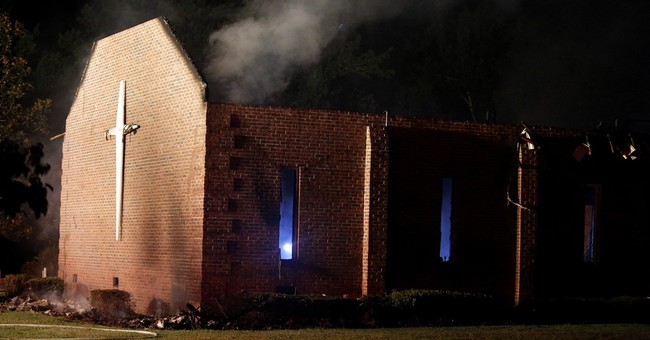 As SC fire investigated, stats show church fires not unusual