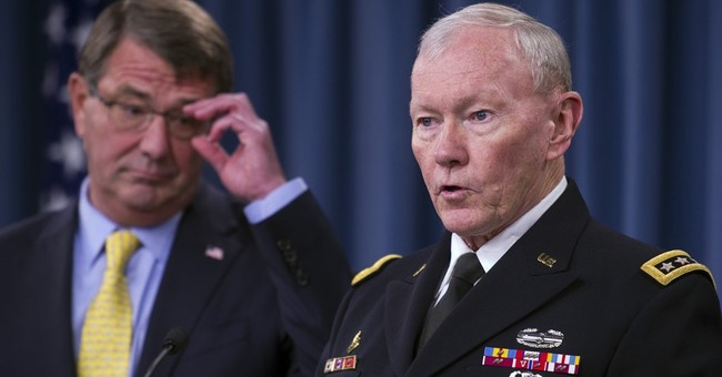 Dempsey: No shortcuts in Syria rebel vetting