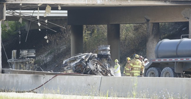 Ohio to replace bridge after tanker fire, reroute traffic