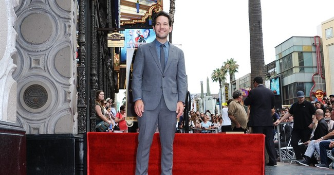 'Ant-Man' Paul Rudd gets star on Hollywood Walk of Fame