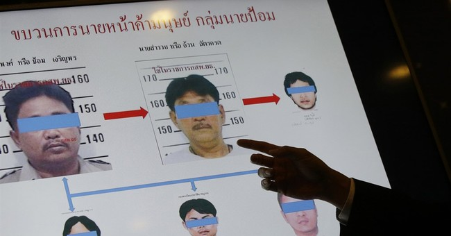 Thailand arrests 2 alleged brokers who sent slaves to boats