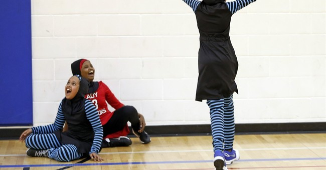 New sports uniforms level the playing field for Muslim girls