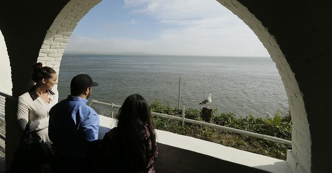 $3 million restoration project improves Alcatraz Island