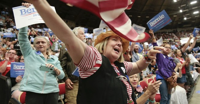 In Wisconsin, Sanders appeals to like-minded liberals