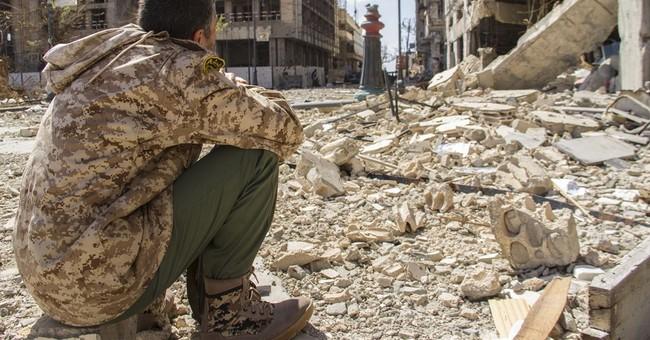 Benghazi, where Libya's uprising began, now a shattered city