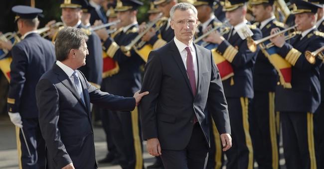 NATO chief visits site of future facility in Romania