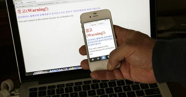 Blacklist warnings spread on websites in North Korea