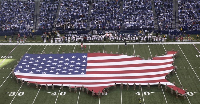Flags stir intense emotions, but meaning depends on beholder
