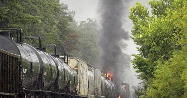 Smoke subsides after hazardous rail spill in Tennessee