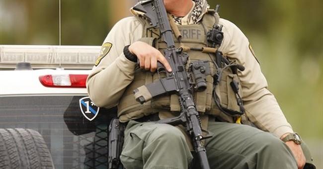 Authorities: Suspect high on meth during Arizona killings