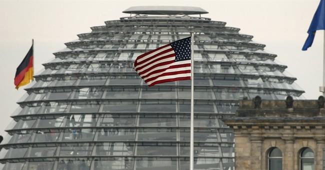 Merkel's office invites US envoy to discuss latest spy claim