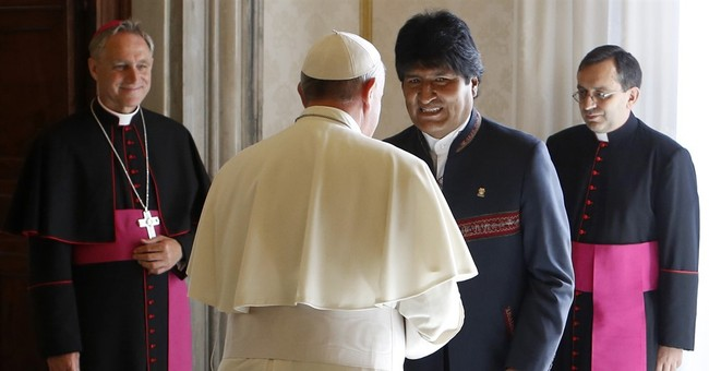 Pope brings 'church for the poor' to South America's poorest