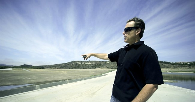 Gimmicks and technology: California learns to save water