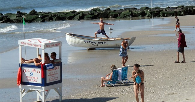 Ocean City retains title as New Jersey's most popular beach