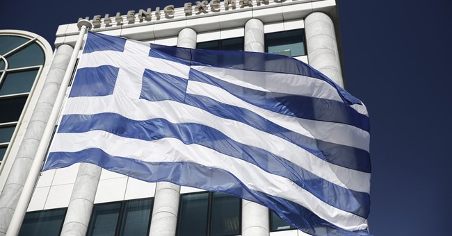 What crisis? Stronger banks, economies ease fear over Greece