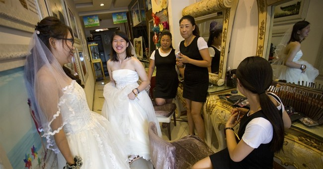China gay couple holds informal marriage to push for union