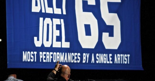 Billy Joel bests Elton John, sets new record at MSG