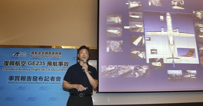 Taiwan pilot in February TransAsia crash described as hasty