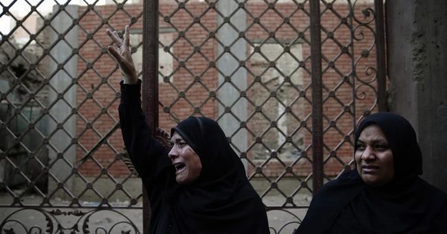 Egypt's warplanes strike back at militants in troubled Sinai