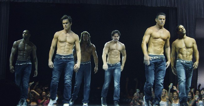 'Magic Mike XXL' outstripping 'Terminator' at box office