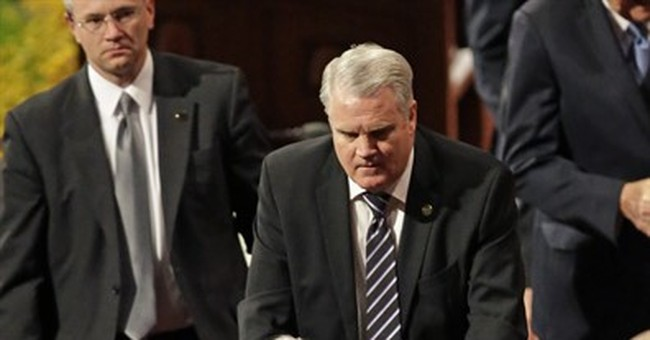 Top-ranking Mormon leader Boyd K. Packer dies at 90