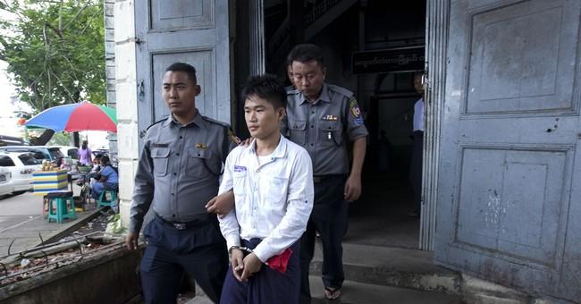 Man tied to 2013 Myanmar hotel blast gets life in prison