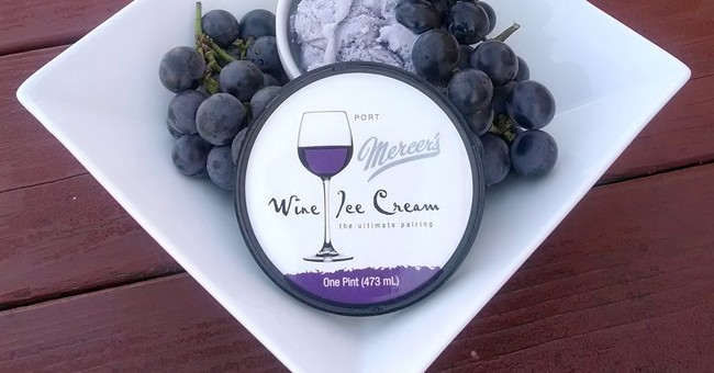 Wine ice cream, maple water: 5 foods of the future?