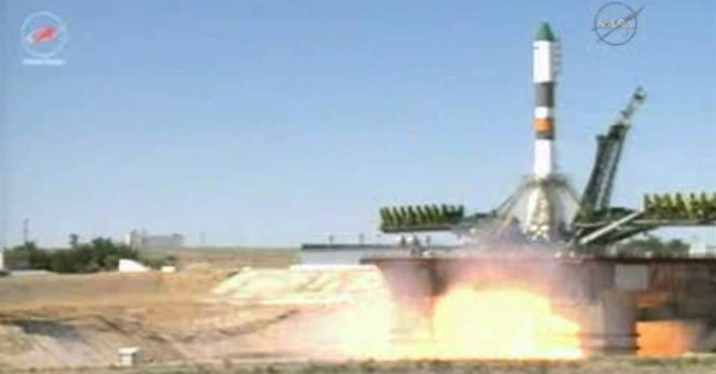 Russian supply ship launched to International Space Station