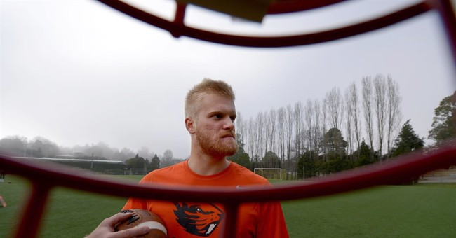 Australian academy prepares punters for US college football
