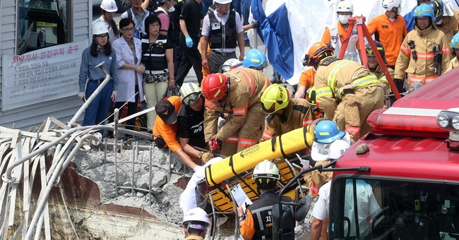 Explosion at chemical plant in South Korea kills 6 workers