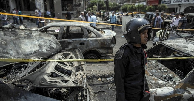 Egypt marks 2nd anniversary of Islamist ouster with mourning