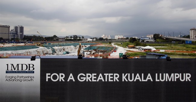Malaysian premier denies he got $700 million from state fund