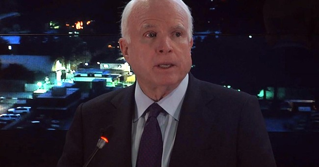 McCain: US must reassess Afghanistan troop withdrawal