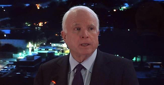 McCain: US must reassess Afghanistan troop withdrawal