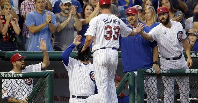 Bryant's grand slam, 2 homers lead Cubs over Marlins 7-2