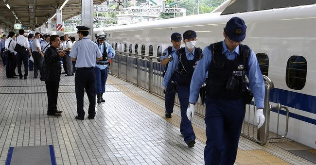 Fatal fire on Japan's airtight bullet train exposes lapses