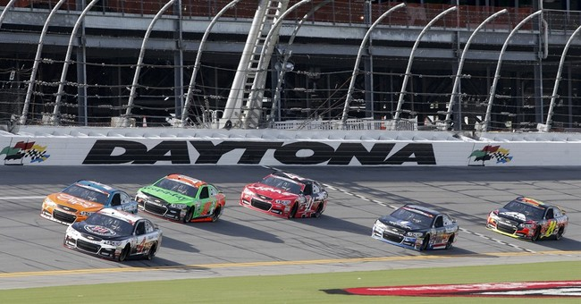 NASCAR driver Kyle Busch wants grass removed from tracks