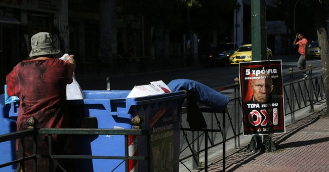 Flawed bailouts, political missteps brought Greece to brink