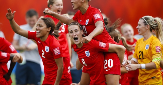 English FA apology for tweet about Women's World Cup team