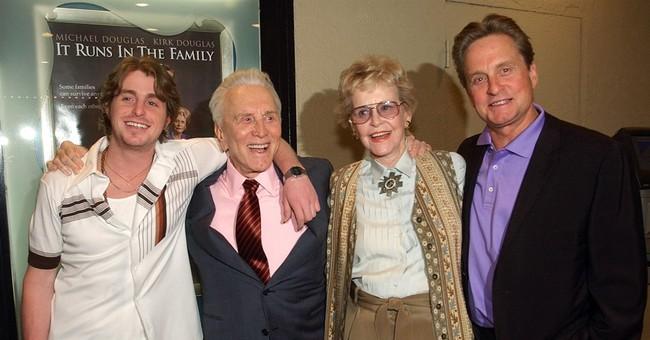 Diana Douglas, 1st wife of Kirk Douglas, dies at 92