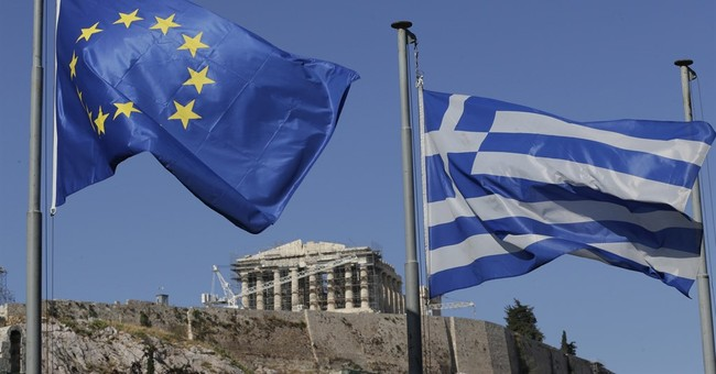 The Latest: Spanish PM: Greece must follow Europe's rules