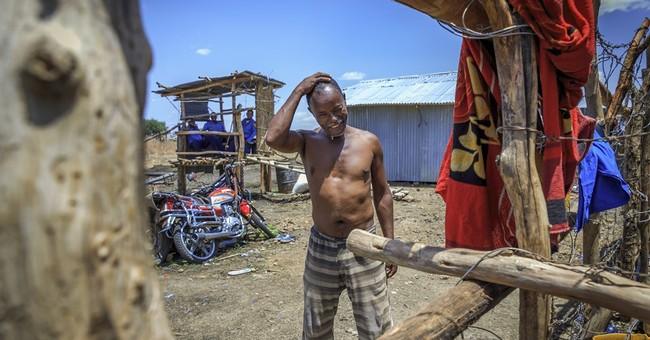 Africans seeking better lives pass through Ethiopian town