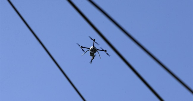 Utility drones could inspect equipment, scan for outages