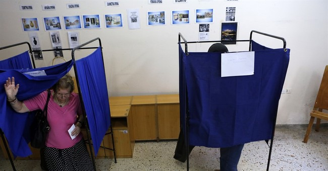 The Latest: Final tally in Greece bailout referendum counted