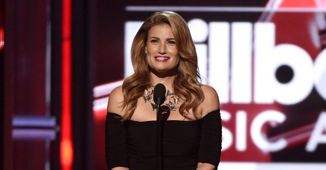 Broadway's Idina Menzel readies US tour like a pop star