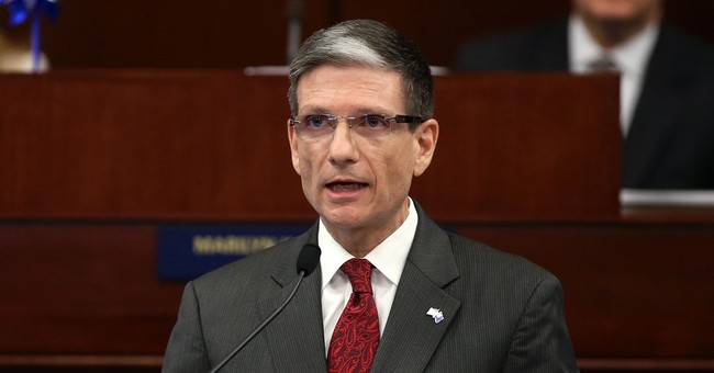 Nevada GOP Rep. Joe Heck running for Reid's US Senate seat
