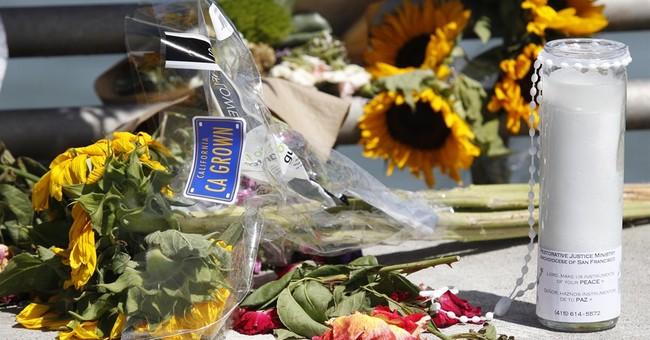 Woman shot at San Francisco pier fuels immigration debate