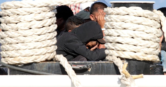 EU official: Migrant boats also carrying IS fighters
