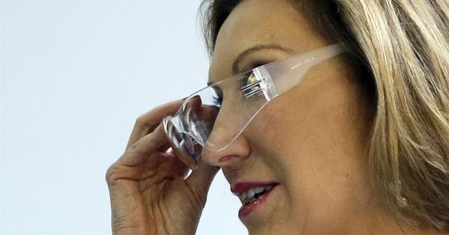 Fiorina and super PAC to report raising almost $5 million